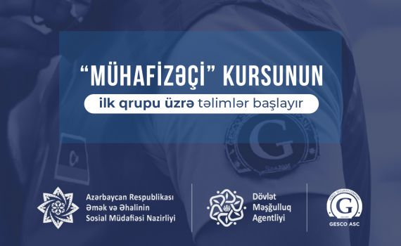 """Trainings for the first group of the """"Guardian"""" course are starting"""