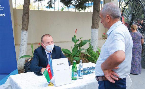 GESCO participated in the job fair